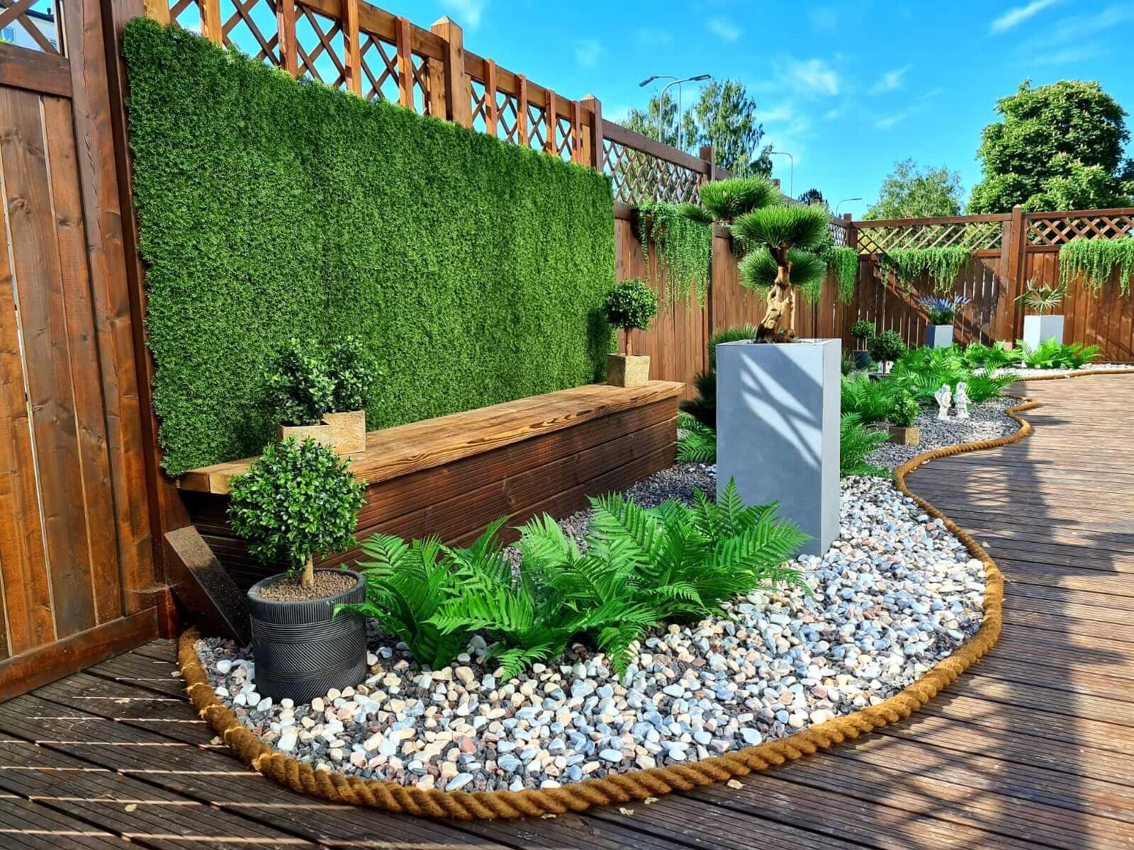 kunsttaimed mustamäe elamus spa terrassil